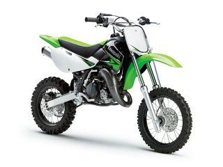 2010年 KX65・カラーチェンジ