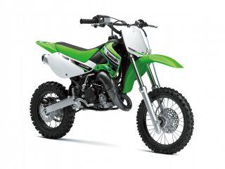 2012年 KX65・カラーチェンジ