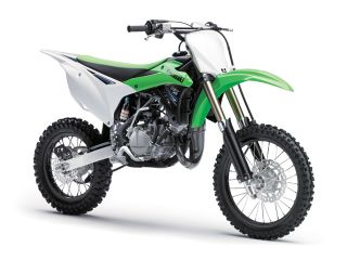 2014年 KX85・フルモデルチェンジ