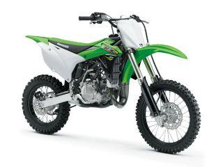 2018年 KX85・カラーチェンジ