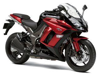 2011年 Ninja 1000 ABS・新登場