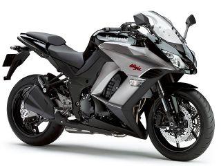 2012年 Ninja 1000 ABS・カラーチェンジ