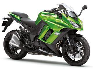 2014年 Ninja 1000 ABS・フルモデルチェンジ
