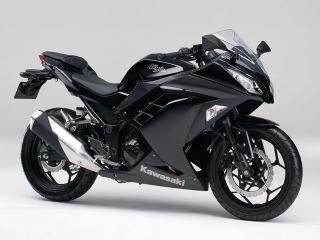 2013年 Ninja 250・新登場