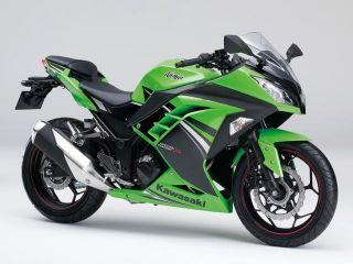2014年 Ninja 250 ABS Special Edition・カラーチェンジ