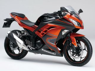 2014年 Ninja 250 Special Edition・カラーチェンジ