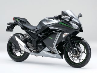 2015年 Ninja 250 ABS Special Edition・マイナーチェンジ