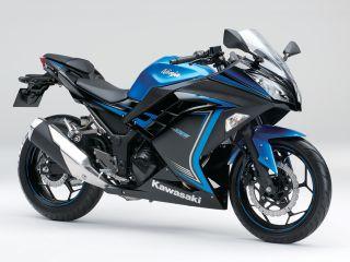 2015年 Ninja 250 Special Edition・マイナーチェンジ