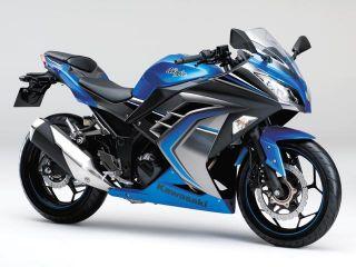 2016年 Ninja 250 ABS Special Edition・カラーチェンジ