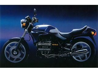 1986年 K75・新登場