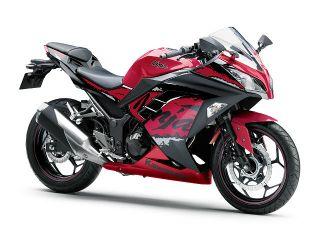 2017年 Ninja 250 ABS Special Edition・カラーチェンジ