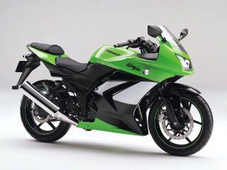2009年 Ninja 250R Special Edition・特別・限定仕様