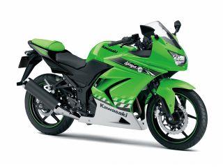 2010年 Ninja 250R Special Edition・特別・限定仕様