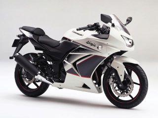 2011年 Ninja 250R Special Edition・特別・限定仕様