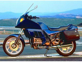 1989年 K75RT・新登場