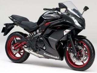 2014年 Ninja 400 ABS Special Edition・カラーチェンジ
