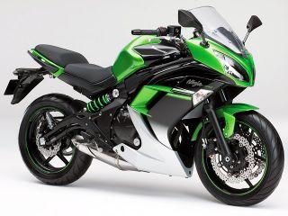 2015年 Ninja 400 ABS Special Edition・カラーチェンジ