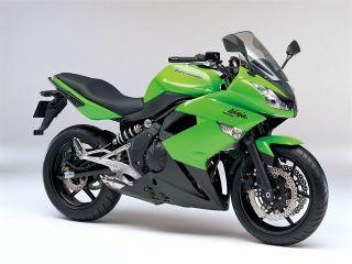 2011年 Ninja 400R・新登場