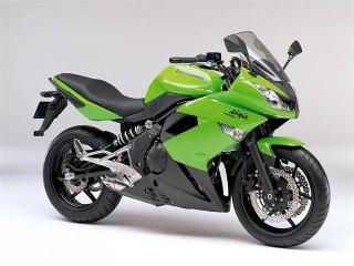 2011年 Ninja 400R ABS・追加