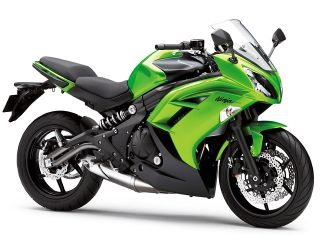 2012年 Ninja 650・新登場