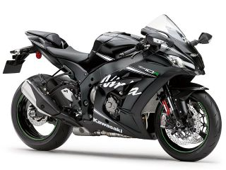 2016年 Ninja ZX-10R ABS KRT Winter Test・特別・限定仕様