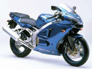 2000年 Ninja ZX-6R・フルモデルチェンジ