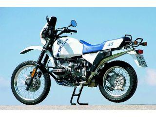 1987年 R100GS・新登場