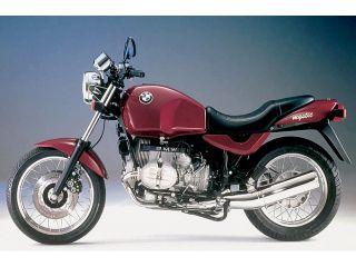 1993年 R100R Mystic・新登場