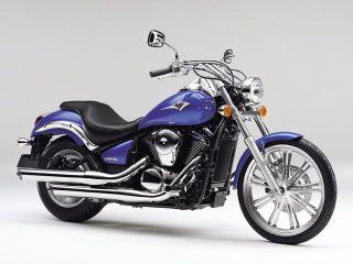 2007年 VULCAN 900 Custom・新登場