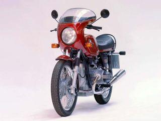 1976年 R100S・新登場