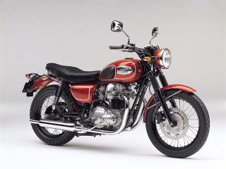 2007年 W650 追加カラー ローハンドル仕様