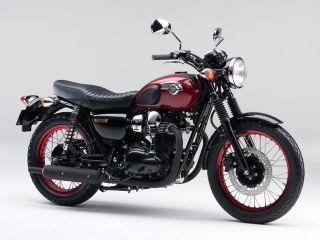 2012年 W800 Special Edition・追加