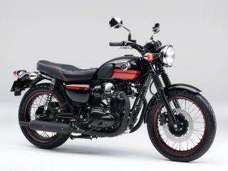 2014年 W800 Special Edition・特別・限定仕様