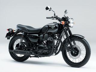 2015年 W800 Black Edition・特別・限定仕様