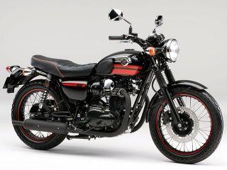 2016年 W800 Special Edition・特別・限定仕様