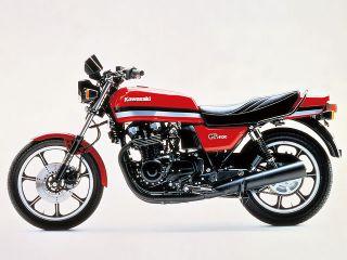 1981年 Z1100GP