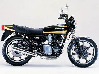 1979年 Z400FX・新登場