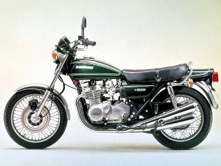 1976年 Z900