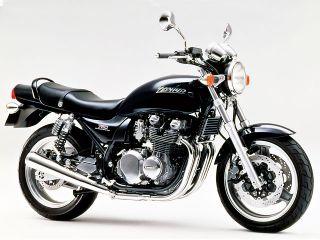 1990年 ZEPHYR 750・新登場