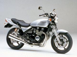 1996年 ZEPHYR X・新登場