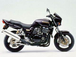 1997年 ZRX1100・新登場