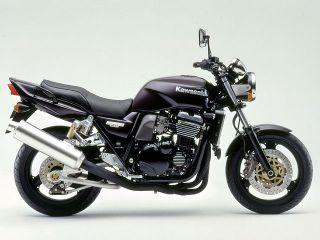1997年 ZRX1100-Ⅱ・新登場