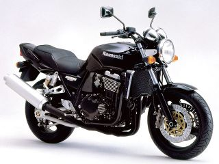 1998年 ZRX1100-Ⅱ・カラーチェンジ