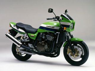 2001年 ZRX1200R・新登場