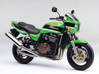 2005年 ZRX1200R・マイナーチェンジ