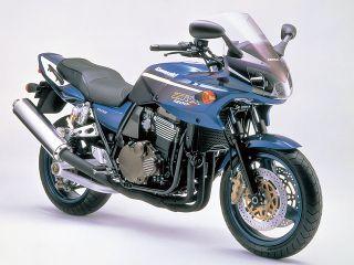 2001年 ZRX1200S・新登場