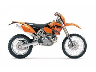 400 EXC Racing