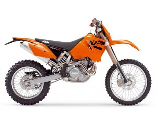 525 MXC DESERT RACING