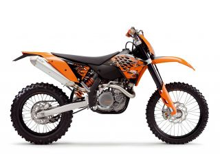 530 EXC Racing