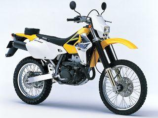 2000年 DR-Z400S・新登場